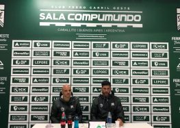 """Gómez-Orsi: """"Queremos hacer historia"""""""