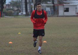 Turbo Rodríguez, nuevo jugador de Ferro