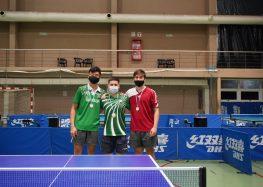 Gran performance en el torneo Cuca Carreira
