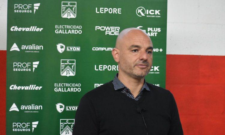 """Favio Orsi: """"Hay mucho por mejorar"""""""