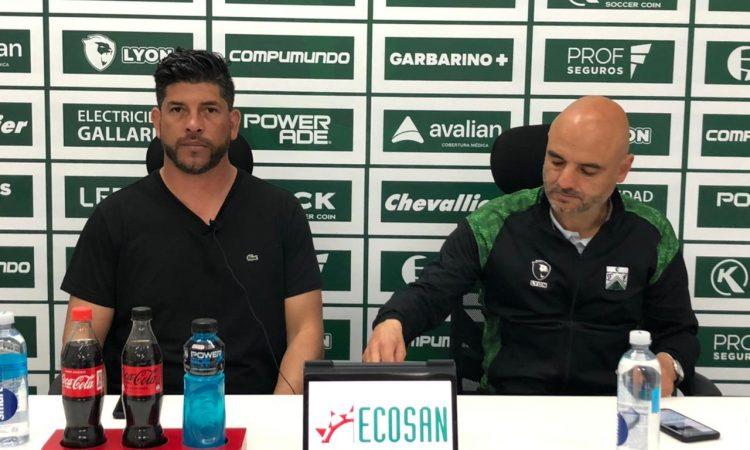 """Orsi-Gómez: """"Necesitábamos ganar y fuimos prácticos"""""""