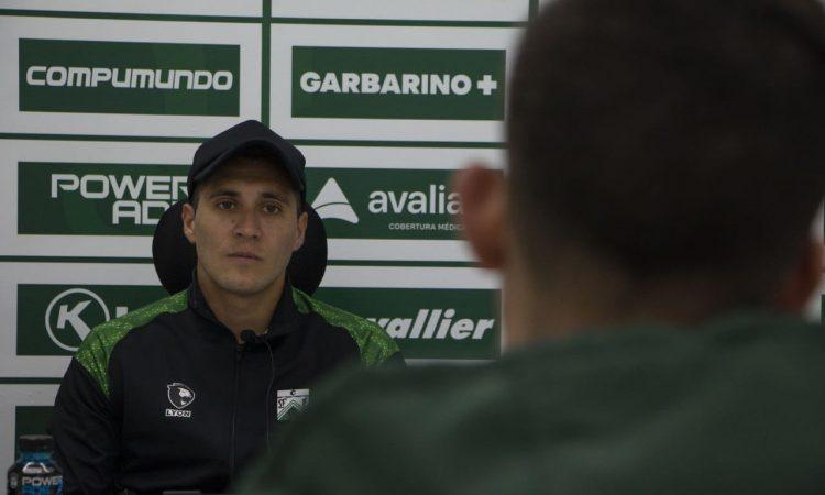 """Turbo Rodríguez: """"Tenemos equipo para dar pelea"""""""