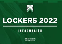 Lockers 2022